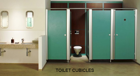 Toilet Cubicles Design