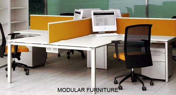 Modular Furnitures For Office