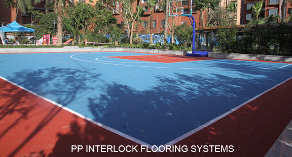 PP Interlock Flooring Suppliers