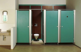 Rest Room Solutions (Toilet Cubicles)